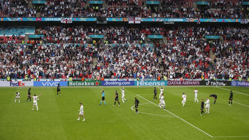 Форварды сборной Германии не отличились ни разу на Евро-2020