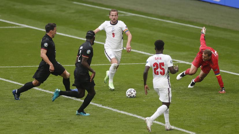 Ширер — о победе над Германией на Евро-2020: Англия сделала то, что должна была