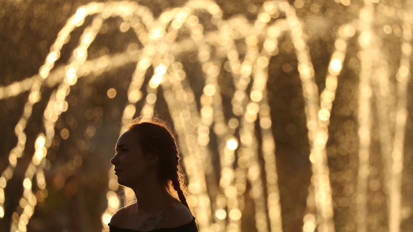 Синоптики предупредили о затяжной жаре в Омске