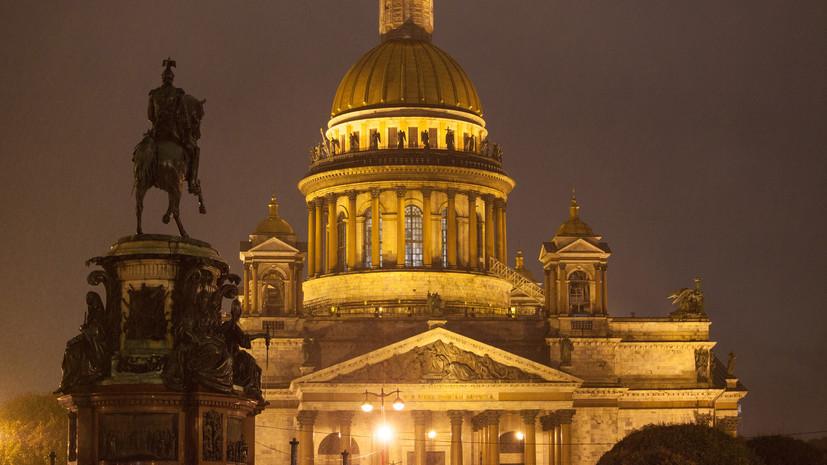В Петербурге рассказали о ходе реставрации памятника Николаю I на Исаакиевской площади