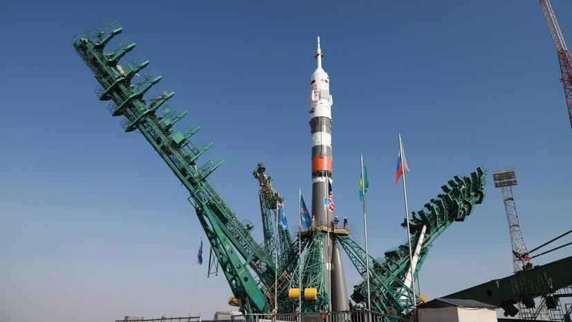 Рогозин прокомментировал пуск ракеты «Союз-2.1а» с Байконура