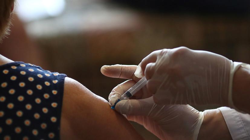 Роспотребнадзор дал рекомендации по поведению после прививки от COVID-19