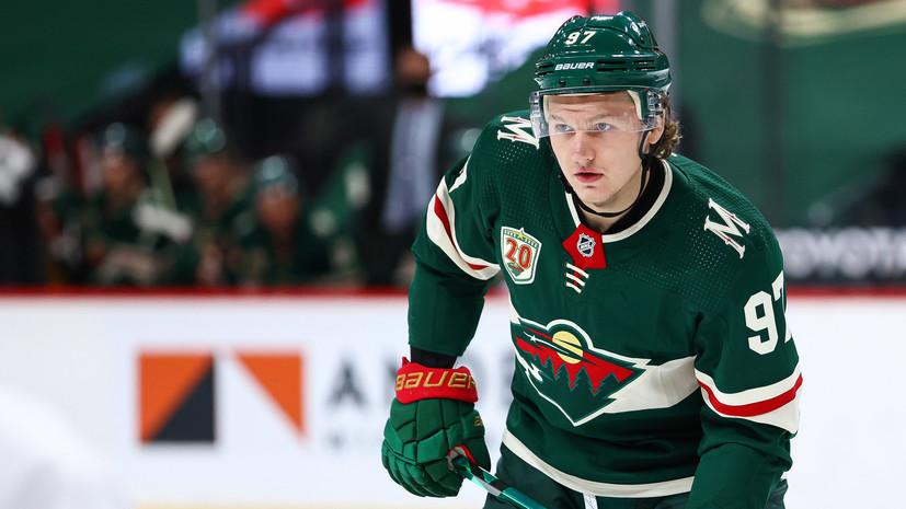 Василевский вошёл в первую сборную сезона НХЛ, Капризов — в команде новичков