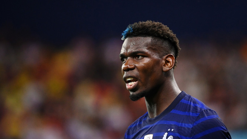 Погба — о вылете Франции с Евро-2020: футбол жесток и прекрасен