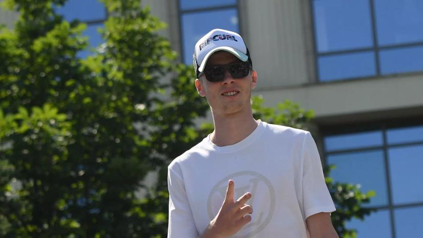 Брата Кокорина задержали в Москве за драку в кафе
