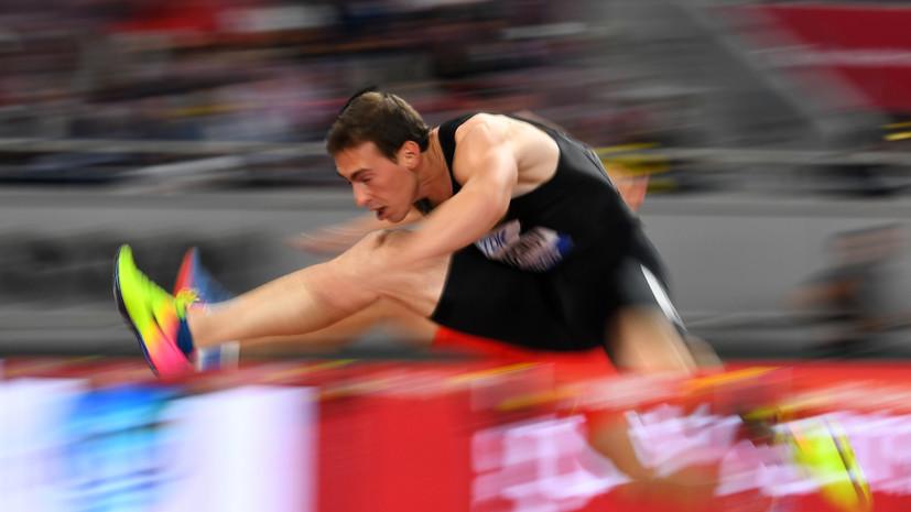 Шубенков планирует выступить только на одном турнире до Игр в Токио