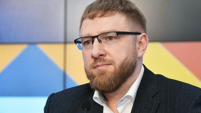 Facebook удалил аккаунт члена Общественной палаты Малькевича