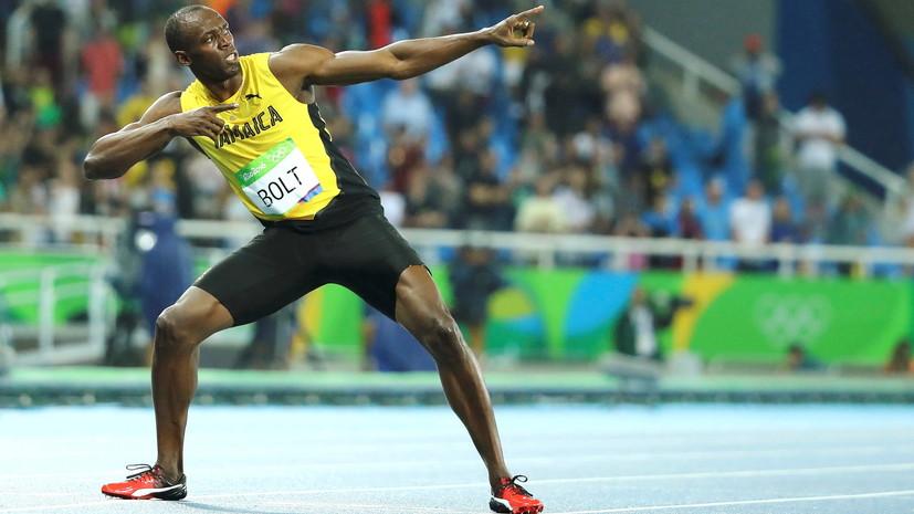 Болт обратился к участникам Олимпиады в Токио