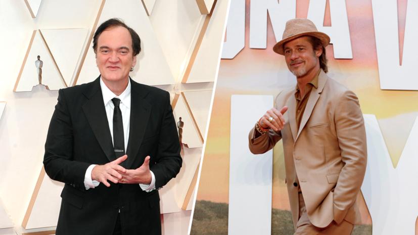 «Он вообще-то отличный писатель»: Тарантино выпустил роман по фильму «Однажды в... Голливуде»