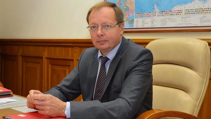 Посол России обвинил Британию в дезинформации по ситуации с эсминцем