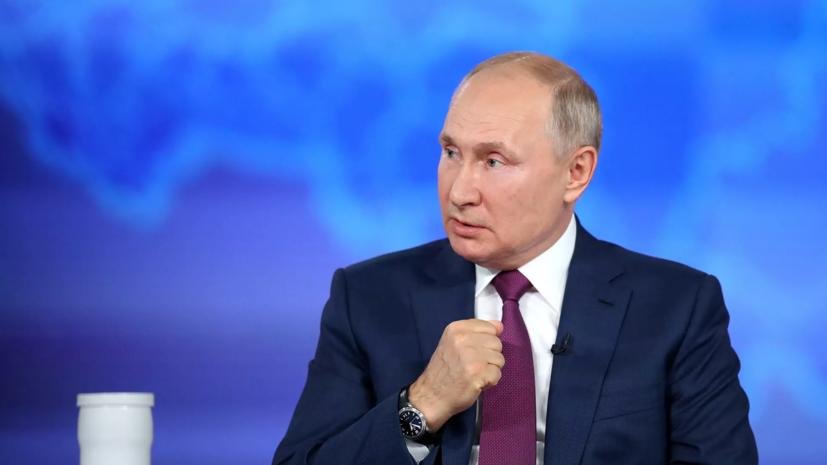 Путин: ВС России знали о попытках «вскрыть» их действия после провокации Defender