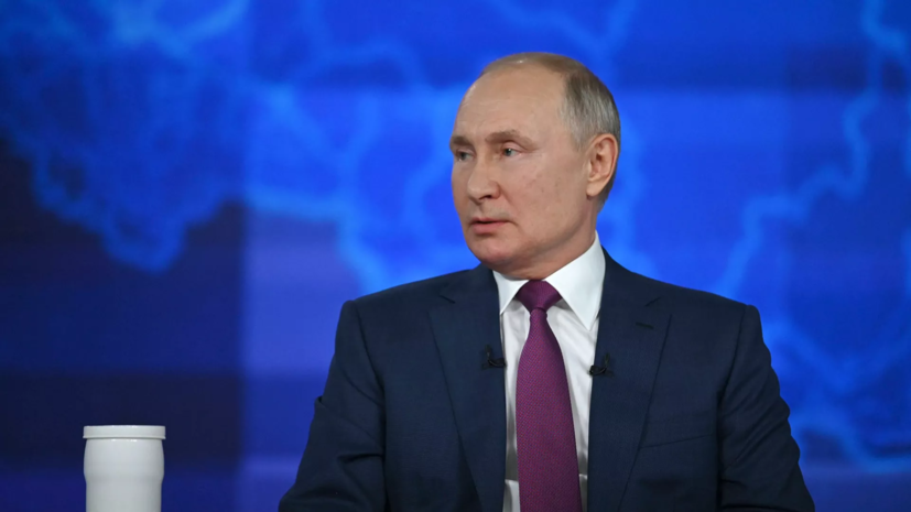 Путин высказался о попытках США  сохранить монопольное положение в мире