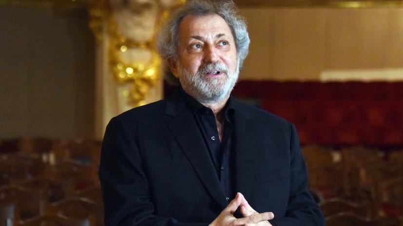 Юбилей Бориса Эйфмана отметят спектаклями в Москве и Петербурге