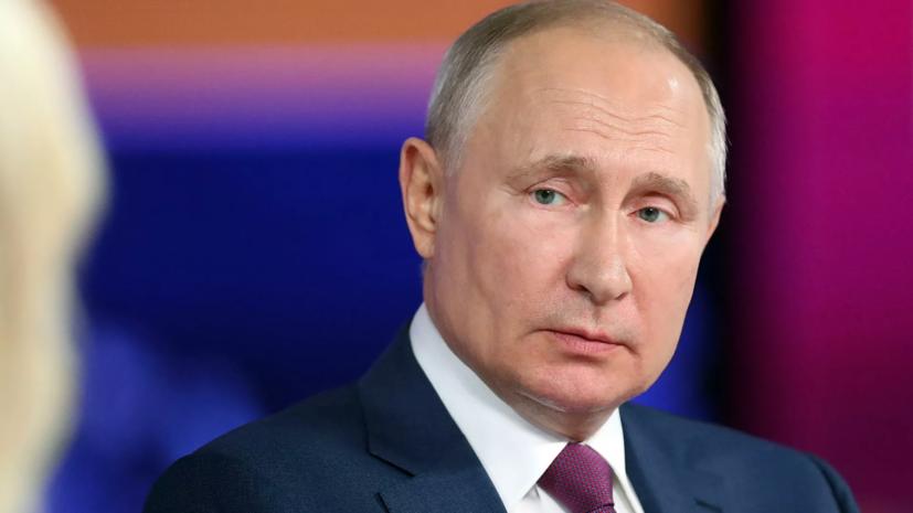 Путин призвал чиновников помнить о судьбе Колобка