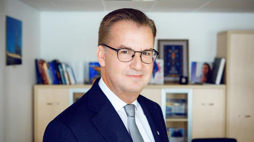 Посол Евросоюза в Белоруссии выехал в Брюссель для консультаций