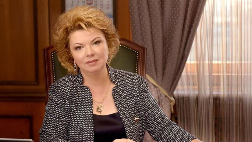 Елена Ямпольская прокомментировала идею создания «Пушкинской карты»