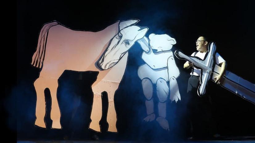 Международный фестиваль театров кукол открывается в Петербурге 1 июля