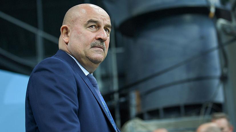 «Ответственности с себя не снимаю»: технический комитет РФС признал неудовлетворительной работу Черчесова на Евро-2020