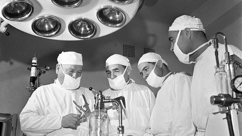 Исцеление и помощь: тест RT об истории российской медицины