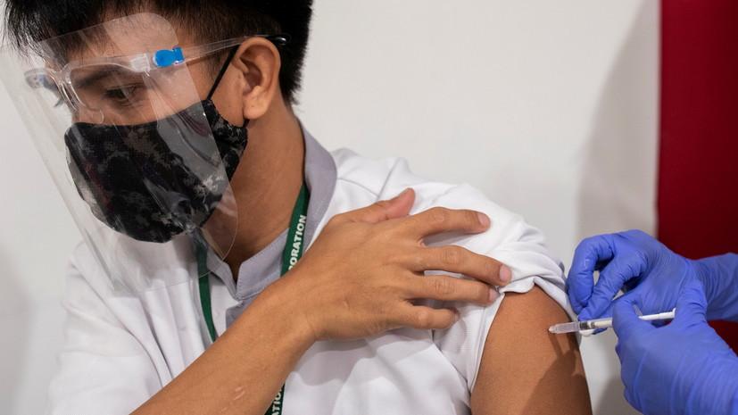 В ВОЗ дали рекомендации по вакцинации от коронавируса
