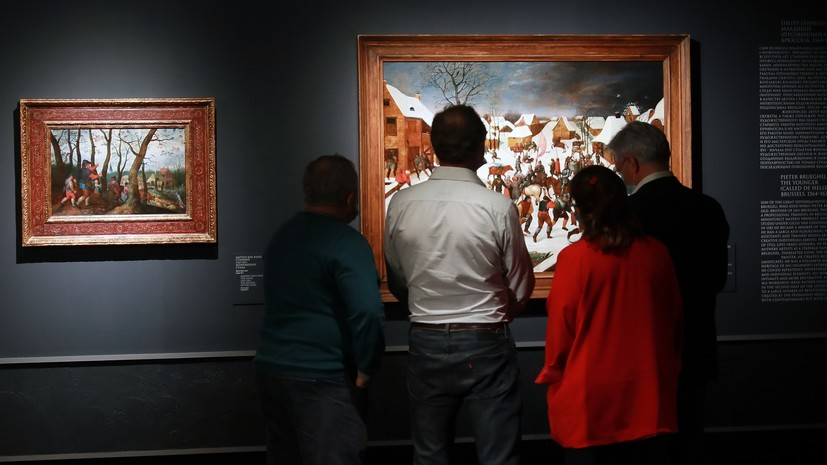 На выставке Брейгелей в Подмосковье побывали 92 тысячи человек