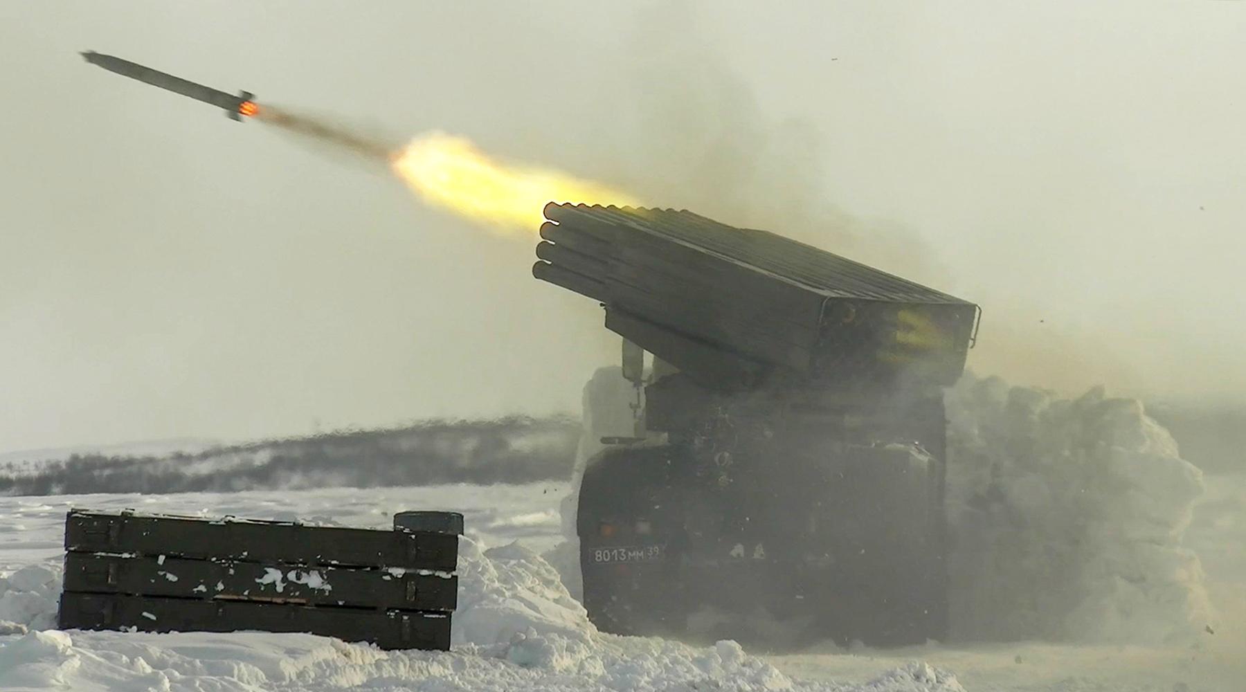 «Лёгкое и мобильное средство поражения»: зачем в России создаётся малокалиберная система залпового огня2