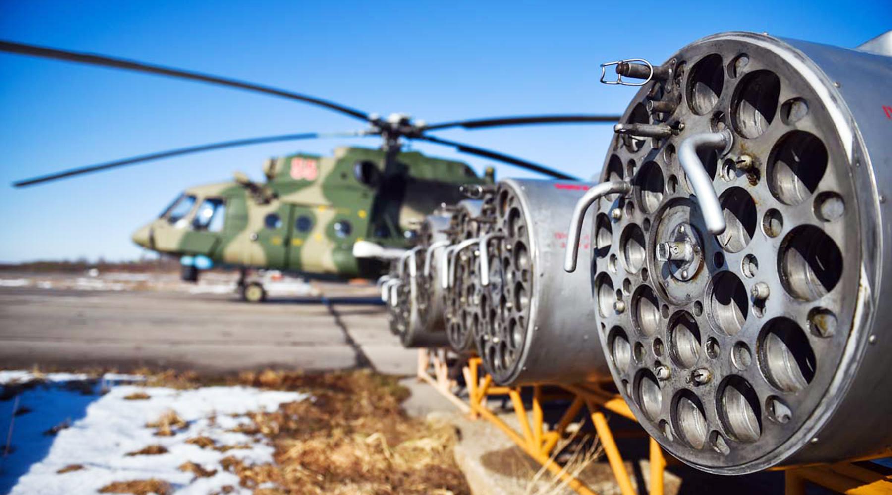 «Лёгкое и мобильное средство поражения»: зачем в России создаётся малокалиберная система залпового огня1
