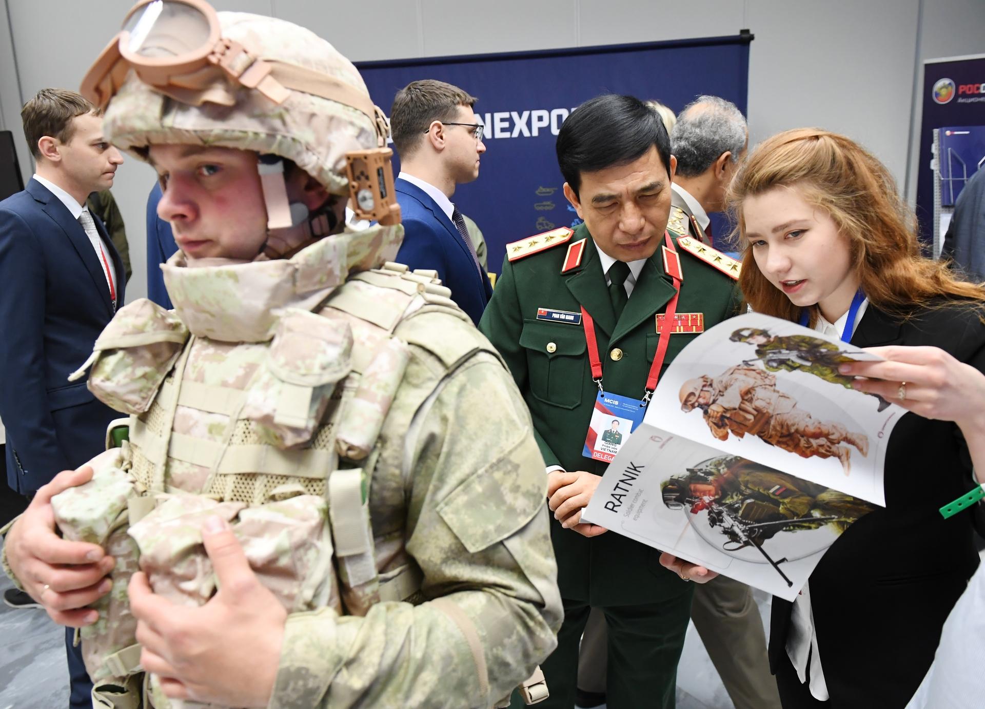 «Диалог по острейшим проблемам»: замминистра обороны РФ — о значении Московской конференции по безопасности1