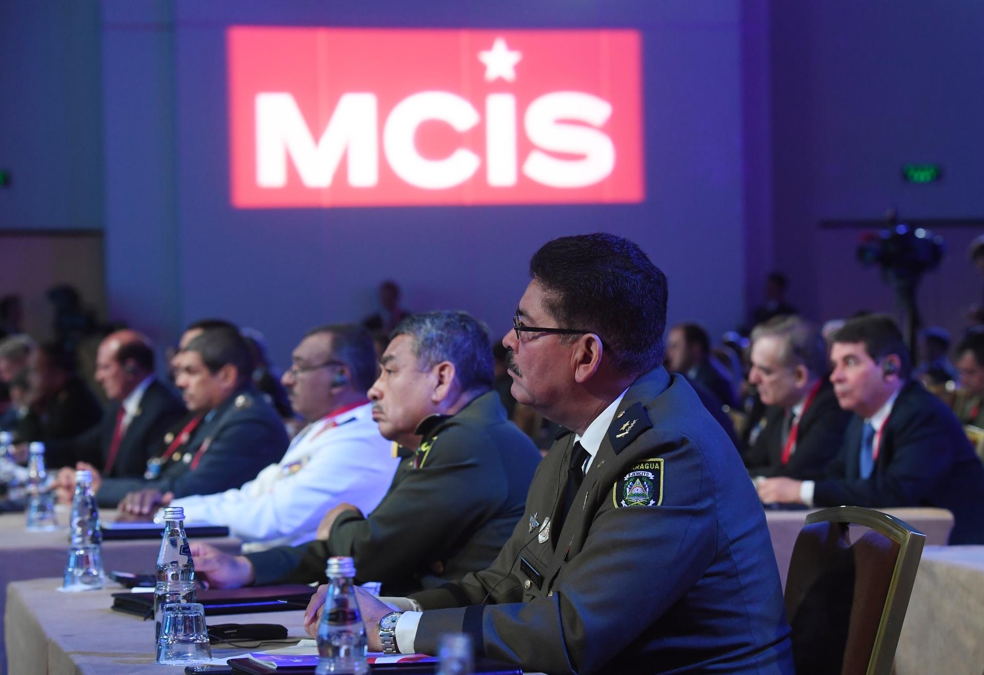 «Диалог по острейшим проблемам»: замминистра обороны РФ — о значении Московской конференции по безопасности0