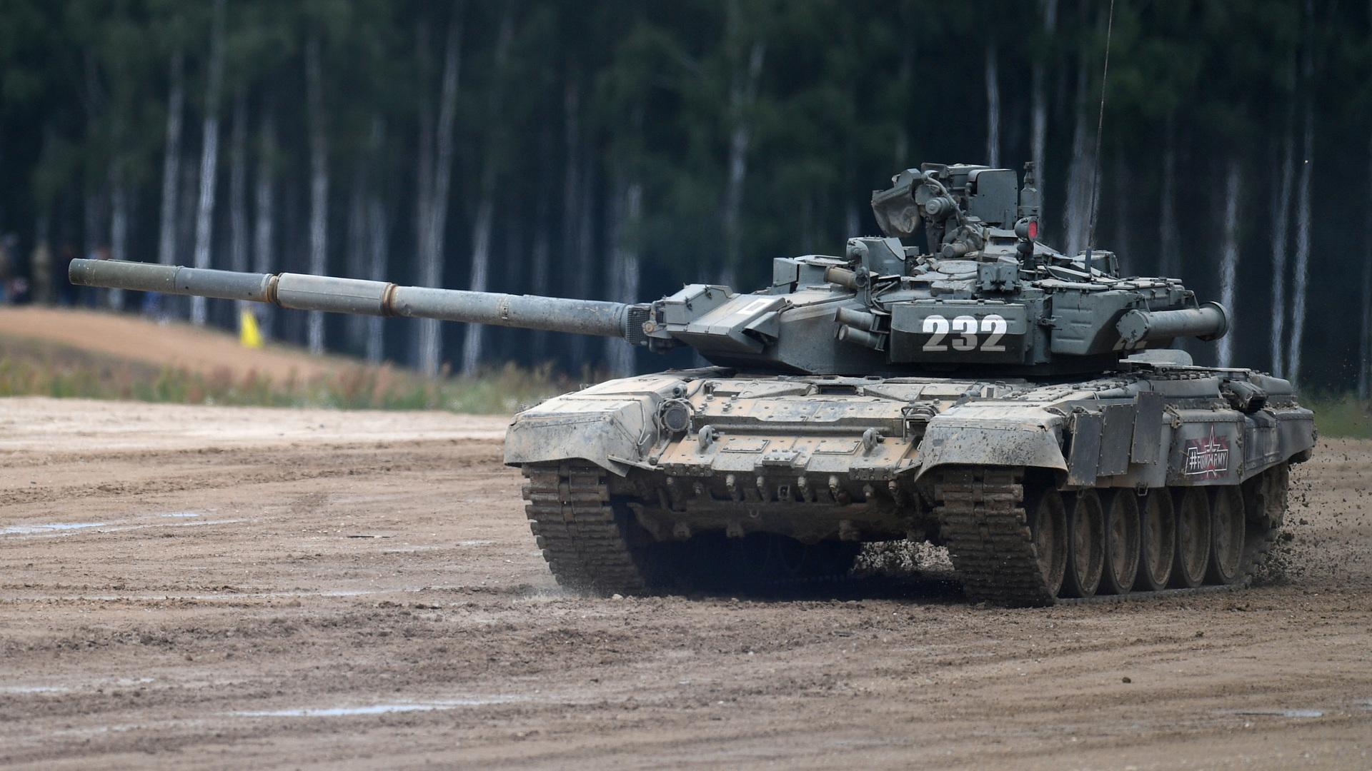 Противоракетная маскировка: как новый «ослепляющий» снаряд защитит российские танки2