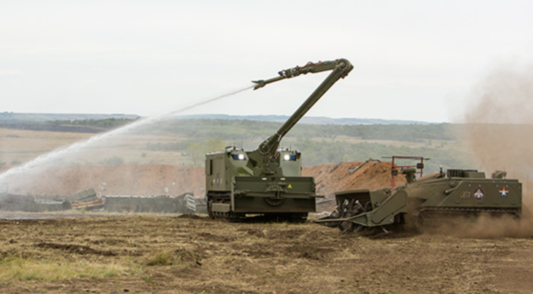 «Большая номенклатура беспилотных систем»: как Россия реализует программу по созданию боевых роботов1