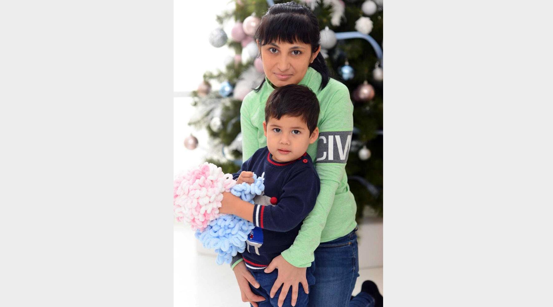 «Не могла поверить, что это произошло с нами»: жительница Ялты борется за лекарство для своего сына со СМА1