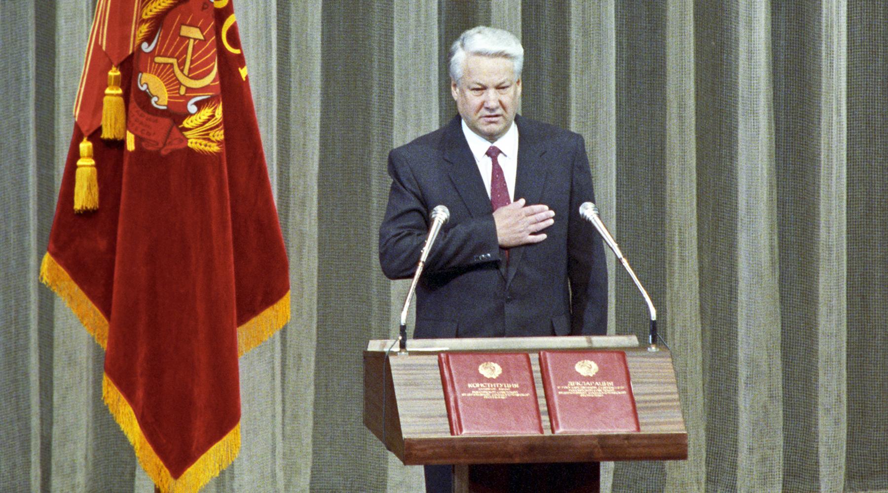 «Оценка его фигуры ещё впереди»: политики и общественные деятели — о роли Бориса Ельцина в истории современной России4