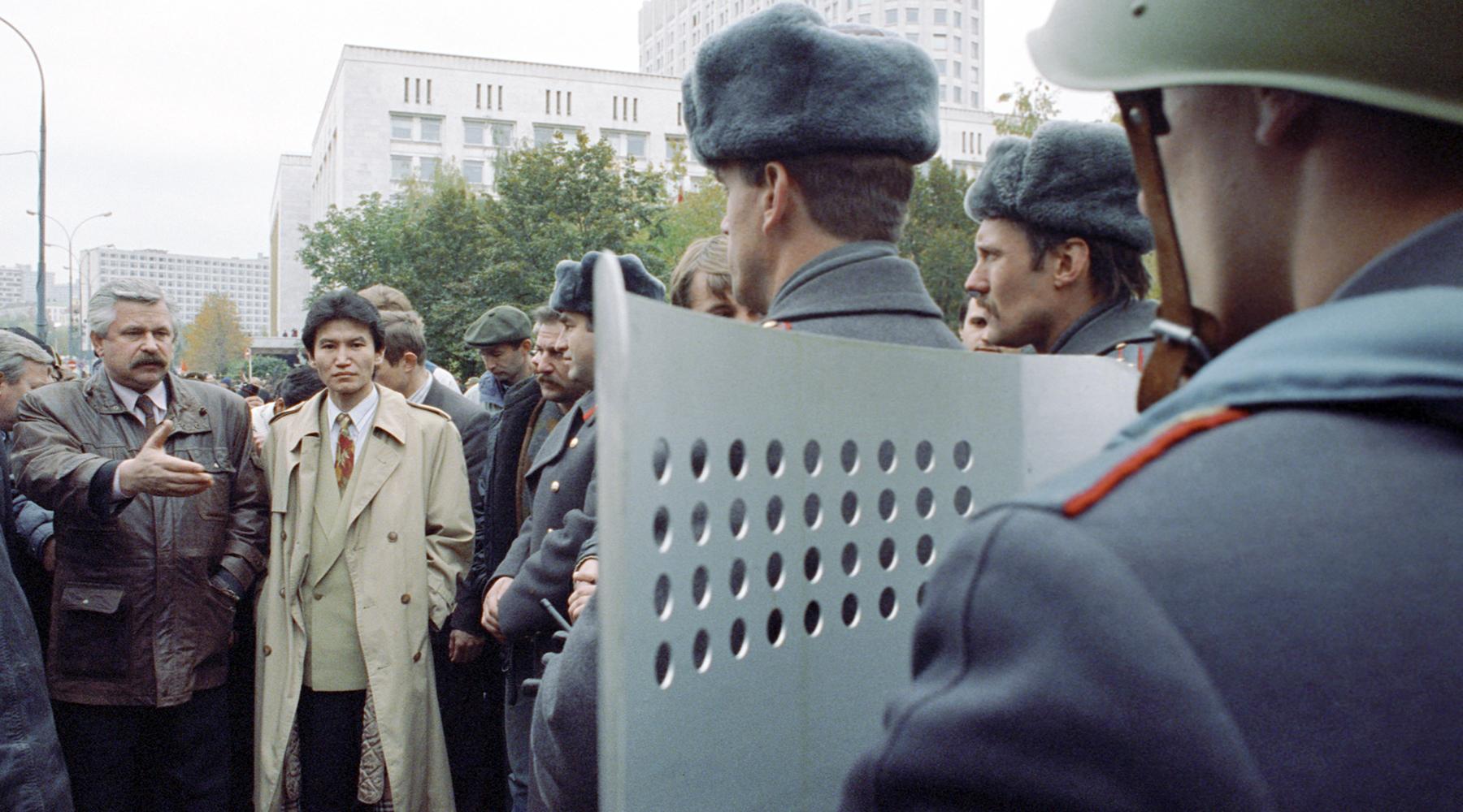«Оценка его фигуры ещё впереди»: политики и общественные деятели — о роли Бориса Ельцина в истории современной России6