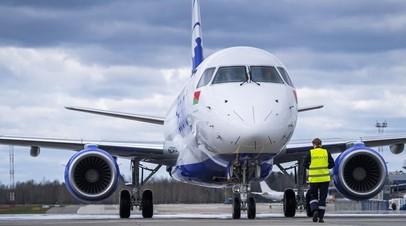 В обход Украины: Лукашенко заявил о проработке вопроса открытия авиасообщения между Белоруссией и Крымом