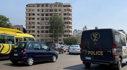 Россиянка погибла в результате ДТП в Египте