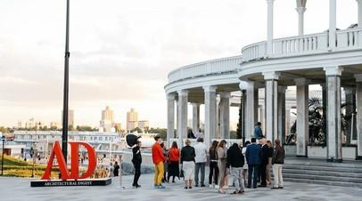 Северный речной вокзал в Москве удостоился премии AD Design Award