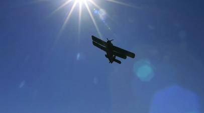 В Челябинской области начата проверка после вынужденной посадки Ан-2