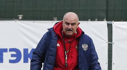 Черчесов рассказал о готовности Жиркова к Евро-2020