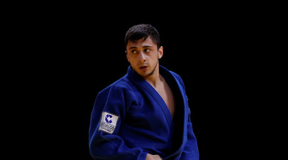 Россиянин Абуладзе стал чемпионом мира по дзюдо в весе до 60 кг