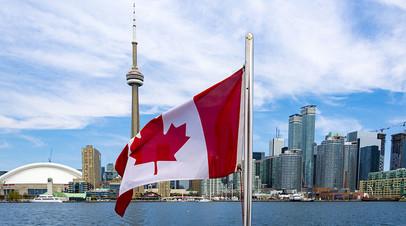 Россия закрыла въезд на бессрочной основе девяти гражданам Канады