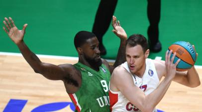 ЦСКА крупно обыграл УНИКС во втором матче финальной серии Единой лиги ВТБ