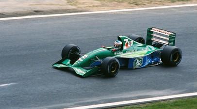Первый болид Михаэля Шумахера в Формуле-1 выставили на продажу