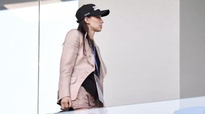 Салихова отреагировала на намерение «Уфы» подать на неё в суд