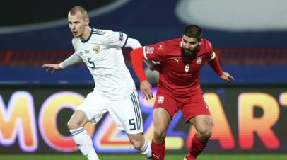 Евгеньев заменит Мостового в заявке сборной России на Евро-2020