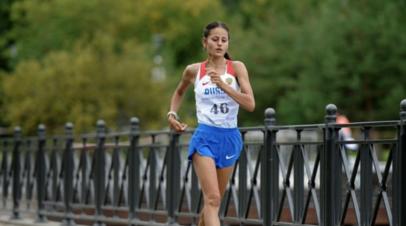 Хасанова выполнила олимпийский норматив в спортивной ходьбе, выиграв турнир в Литве