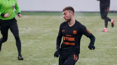Футболист Калинин перешёл из Урала в Ростов
