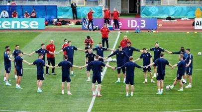 Адвокат считает, что сборной России по силам обыграть Бельгию