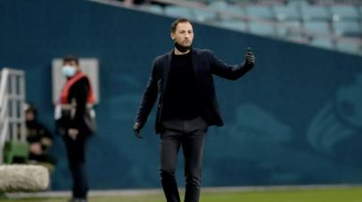Соболев рассказал, как Тедеско попрощался с футболистами «Спартака»