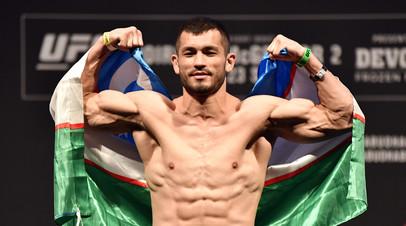 Я такой же, как и все: боец UFC Мурадов о кумирах, доминировании самбистов в ММА и дружбе с Мейвезером